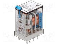 RELE 12VDC/10A F5532